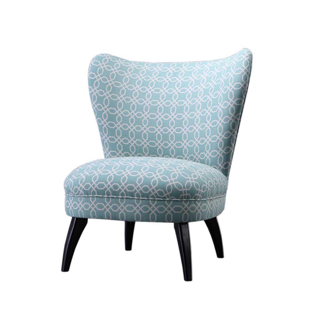 sessel retro hellblau williamflooring. Black Bedroom Furniture Sets. Home Design Ideas