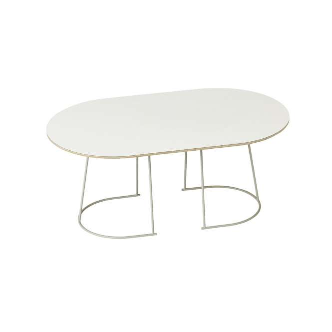 muuto beistelltisch airy off white medium l 88cm moebel. Black Bedroom Furniture Sets. Home Design Ideas