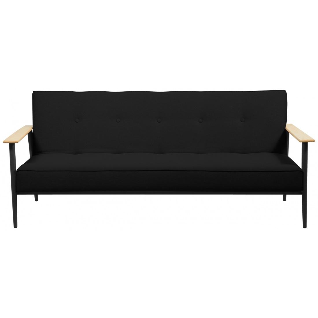 schlafsofa schwarz designer schlafcouch bettsofa g stebett. Black Bedroom Furniture Sets. Home Design Ideas