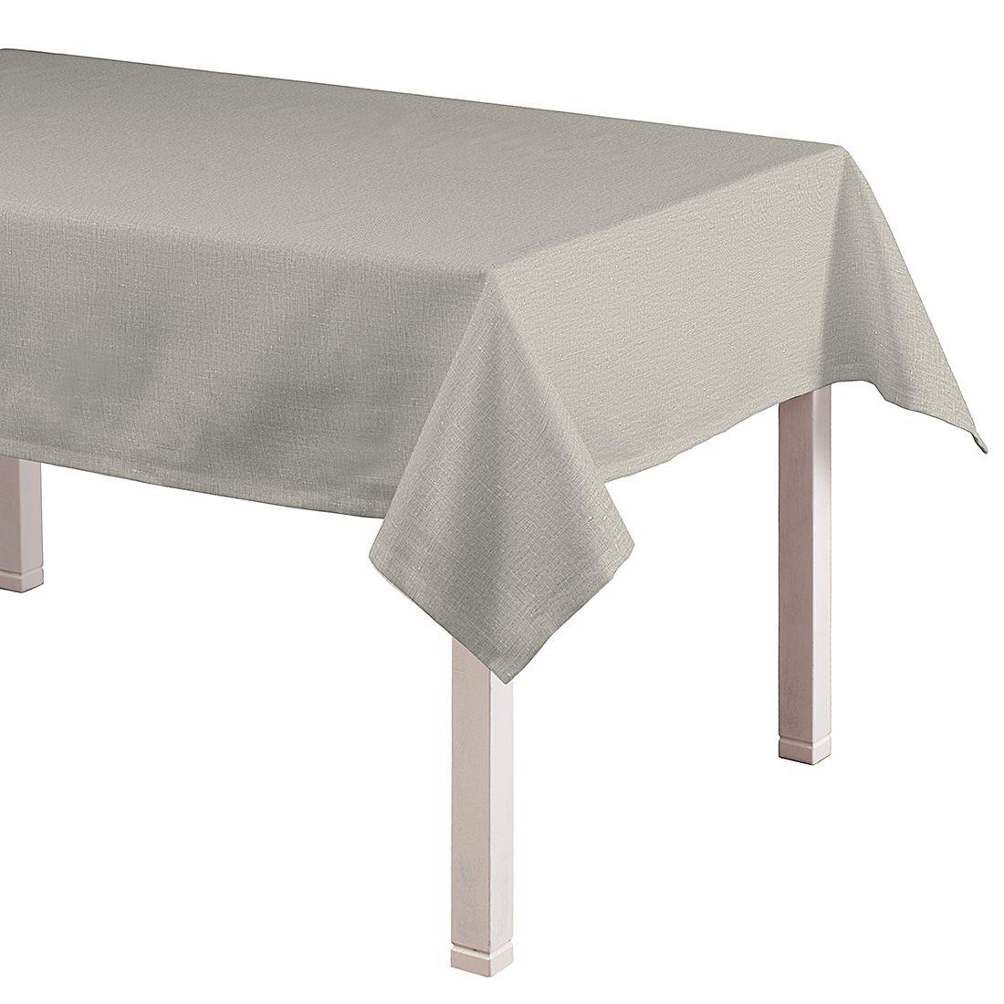 tischdecke linen beige 130 x 180 cm moebel. Black Bedroom Furniture Sets. Home Design Ideas